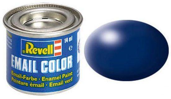 Tinta Sintética Revell Email Color Azul Lufthansa Silk - Revell 32350  - BLIMPS COMÉRCIO ELETRÔNICO
