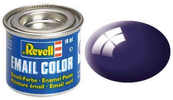 Tinta Sintética Revell Email Color Azul Noite Brilhante - Revell 32154  - BLIMPS COMÉRCIO ELETRÔNICO