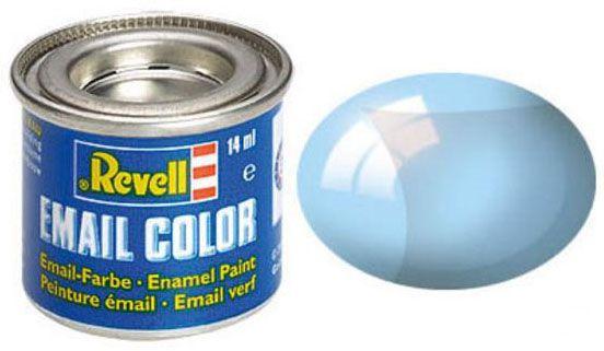 Tinta Sintética Revell Email Color Azul Transparente - Revell 32752  - BLIMPS COMÉRCIO ELETRÔNICO