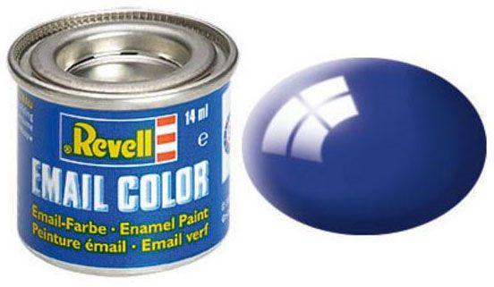 Tinta Sintética Revell Email Color Azul Ultramarino (Azulão) - Revell 32151  - BLIMPS COMÉRCIO ELETRÔNICO