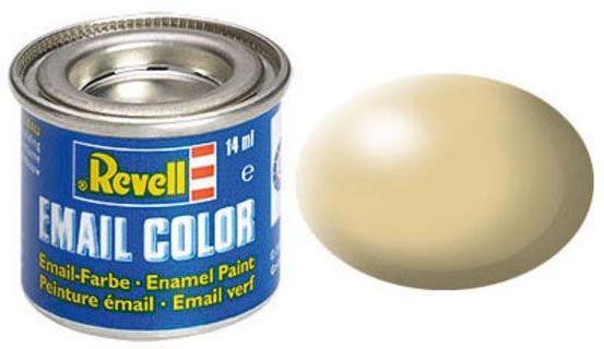 Tinta Sintética Revell Email Color Bege Seda - Revell 32314  - BLIMPS COMÉRCIO ELETRÔNICO