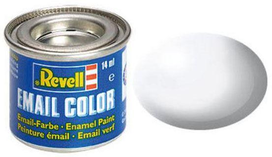 Tinta Sintética Revell Email Color Branco Sólido Seda - Revell 32301  - BLIMPS COMÉRCIO ELETRÔNICO