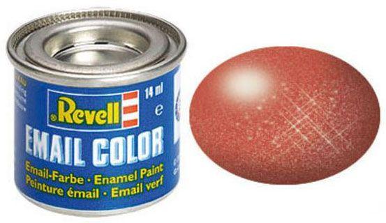 Tinta Sintética Revell Email Color Bronze - Revell 32195  - BLIMPS COMÉRCIO ELETRÔNICO