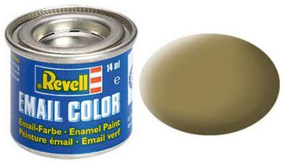 Tinta Sintética Revell Email Color Cáqui Fosco - Revell 32186  - BLIMPS COMÉRCIO ELETRÔNICO
