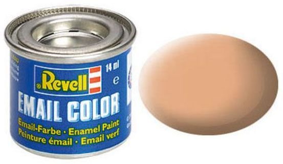 Tinta Sintética Revell Email Color Carne Fosco - Revell 32135  - BLIMPS COMÉRCIO ELETRÔNICO