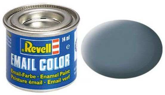 Tinta Sintética Revell Email Color Cinza Azulado Fosco - Revell 32179  - BLIMPS COMÉRCIO ELETRÔNICO
