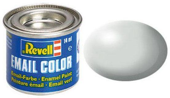 Tinta Sintética Revell Email Color Cinza Claro Silk - Revell 32371  - BLIMPS COMÉRCIO ELETRÔNICO