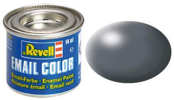 Tinta Sintética Revell Email Color Cinza Escuro Seda - Revell 32378  - BLIMPS COMÉRCIO ELETRÔNICO