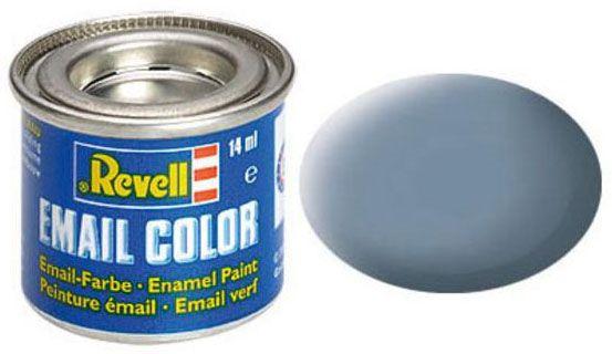 Tinta Sintética Revell Email Color Cinza Fosco - Revell 32157  - BLIMPS COMÉRCIO ELETRÔNICO
