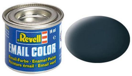 Tinta Sintética Revell Email Color Cinza Granito Fosco - Revell 32169  - BLIMPS COMÉRCIO ELETRÔNICO