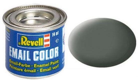 Tinta Sintética Revell Email Color Cinza Oliva - Revell 32166  - BLIMPS COMÉRCIO ELETRÔNICO
