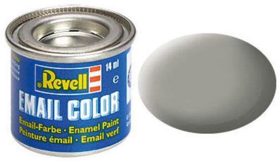 Tinta Sintética Revell Email Color Cinza Pedra Fosco - Revell 32175  - BLIMPS COMÉRCIO ELETRÔNICO