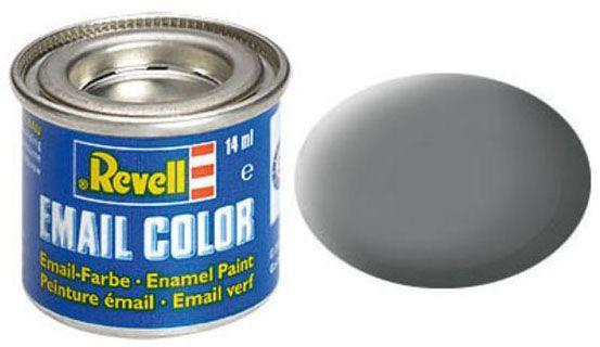 Tinta Sintética Revell Email Color Cinza Rato Fosco - Revell 32147  - BLIMPS COMÉRCIO ELETRÔNICO