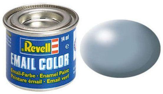 Tinta Sintética Revell Email Color Cinza Seda - Revell 32374  - BLIMPS COMÉRCIO ELETRÔNICO