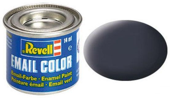 Tinta Sintética Revell Email Color Cinza Tanque - Revell 32178  - BLIMPS COMÉRCIO ELETRÔNICO