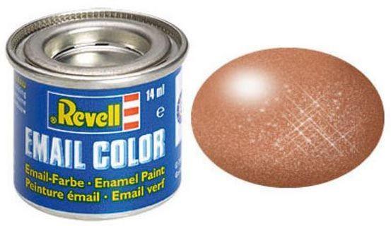 Tinta Sintética Revell Email Color Cobre Metálico - Revell 32193  - BLIMPS COMÉRCIO ELETRÔNICO