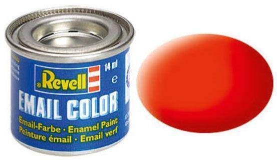 Tinta Sintética Revell Email Color Laranja Semifosco - Revell 32125  - BLIMPS COMÉRCIO ELETRÔNICO
