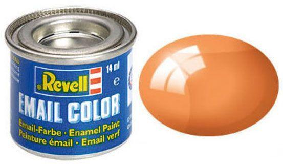 Tinta Sintética Revell Email Color Laranja Transparente - Revell 32730  - BLIMPS COMÉRCIO ELETRÔNICO