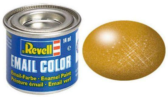 Tinta Sintética Revell Email Color Latão - Revell 32192  - BLIMPS COMÉRCIO ELETRÔNICO