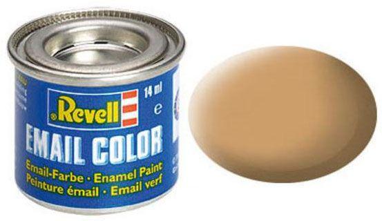 Tinta Sintética Revell Email Color Marrom África Fosco - Revell 32117  - BLIMPS COMÉRCIO ELETRÔNICO