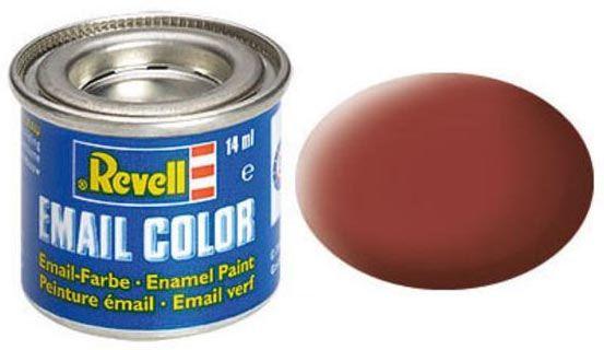 Tinta Sintética Revell Email Color Marrom Avermelhado Fosco - Revell 32137  - BLIMPS COMÉRCIO ELETRÔNICO