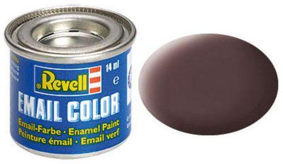 Tinta Sintética Revell Email Color Marrom Couro - Revell 32184  - BLIMPS COMÉRCIO ELETRÔNICO
