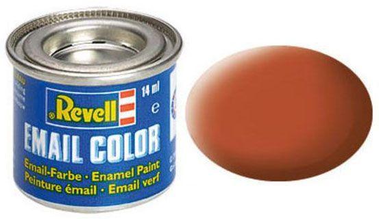 Tinta Sintética Revell Email Color Marrom Fosco - Revell 32185  - BLIMPS COMÉRCIO ELETRÔNICO
