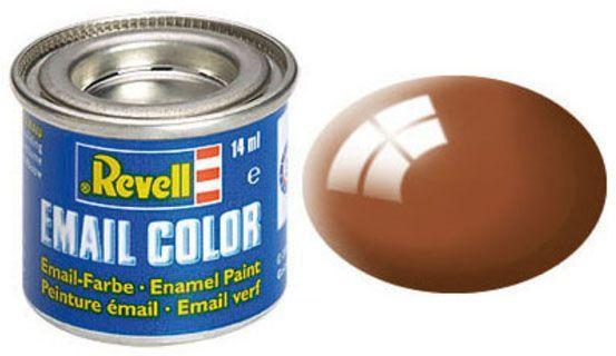 Tinta Sintética Revell Email Color Marrom Lama Brilhante - Revell 32180  - BLIMPS COMÉRCIO ELETRÔNICO