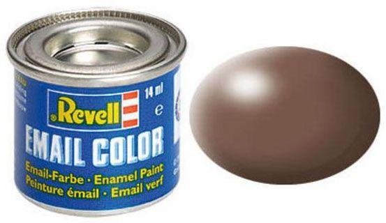 Tinta Sintética Revell Email Color Marrom Seda - Revell 32381  - BLIMPS COMÉRCIO ELETRÔNICO