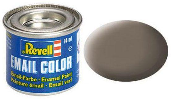 Tinta Sintética Revell Email Color Marrom Terra Fosco - Revell 32187  - BLIMPS COMÉRCIO ELETRÔNICO