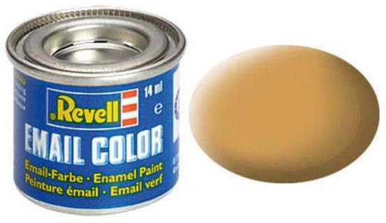 Tinta Sintética Revell Email Color Ocre Fosco - Revell 32188  - BLIMPS COMÉRCIO ELETRÔNICO