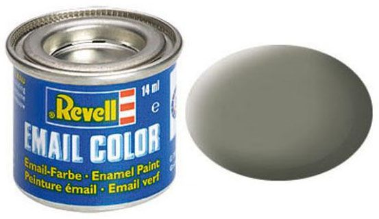 Tinta Sintética Revell Email Color Oliva Claro Fosco - Revell 32145  - BLIMPS COMÉRCIO ELETRÔNICO
