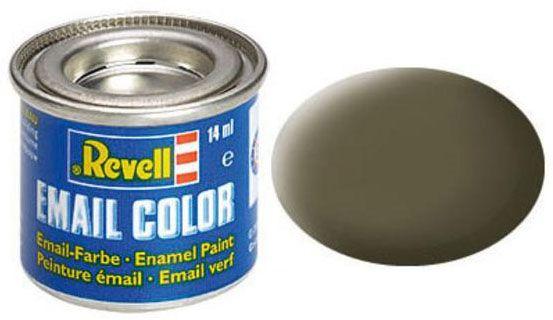 Tinta Sintética Revell Email Color Oliva NATO/OTAN - Revell 32146  - BLIMPS COMÉRCIO ELETRÔNICO