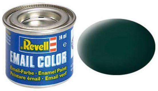 Tinta Sintética Revell Email Color Preto Esverdeado Fosco - Revell 32140  - BLIMPS COMÉRCIO ELETRÔNICO