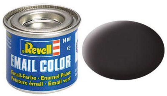Tinta Sintética Revell Email Color Preto Piche Fosco - Revell 32106  - BLIMPS COMÉRCIO ELETRÔNICO