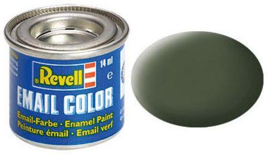 Tinta Sintética Revell Email Color Verde Bronze Fosco - Revell 32165  - BLIMPS COMÉRCIO ELETRÔNICO