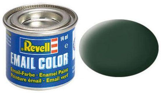 Tinta Sintética Revell Email Color Verde Escuro RAF - Revell 32168  - BLIMPS COMÉRCIO ELETRÔNICO