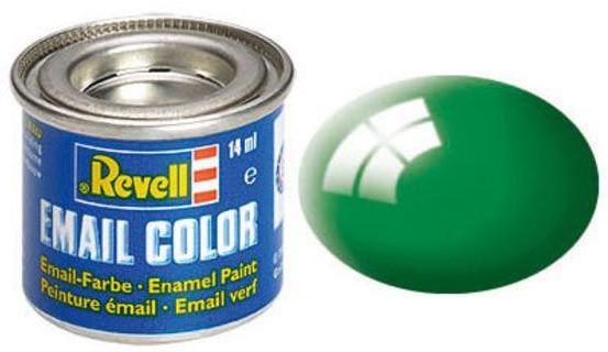Tinta Sintética Revell Email Color Verde Esmeralda - Revell 32161  - BLIMPS COMÉRCIO ELETRÔNICO