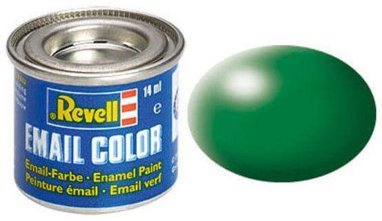 Tinta Sintética Revell Email Color Verde Folha Seda - Revell 32364  - BLIMPS COMÉRCIO ELETRÔNICO