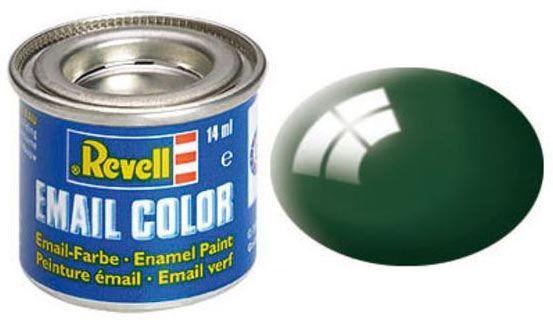Tinta Sintética Revell Email Color Verde Mar Brilhante - Revell 32162  - BLIMPS COMÉRCIO ELETRÔNICO