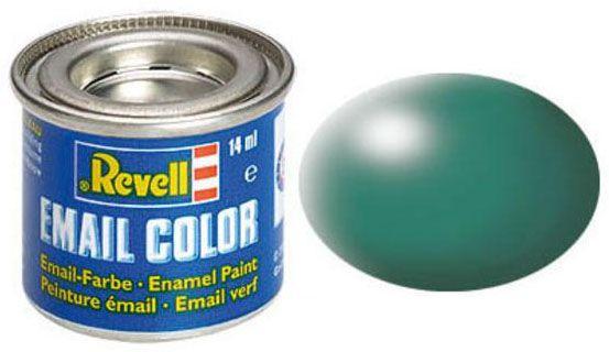 Tinta Sintética Revell Email Color Verde Pátina Seda - Revell 32365  - BLIMPS COMÉRCIO ELETRÔNICO