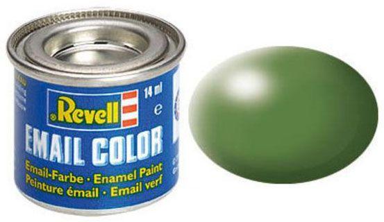 Tinta Sintética Revell Email Color Verde Seda - Revell 32360  - BLIMPS COMÉRCIO ELETRÔNICO