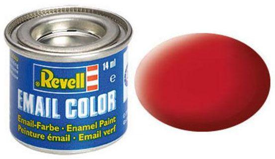 Tinta Sintética Revell Email Color Vermelho Carmim Seda - Revell 32136  - BLIMPS COMÉRCIO ELETRÔNICO
