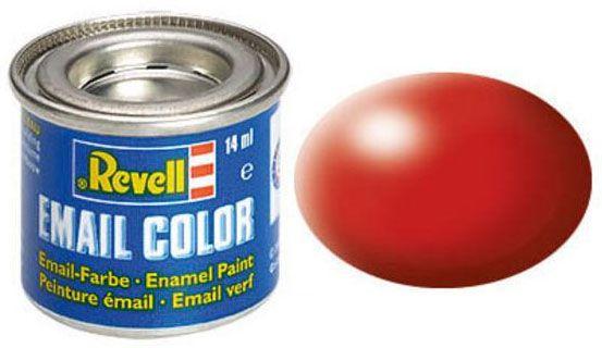 Tinta Sintética Revell Email Color Vermelho Fogo - Revell 32330  - BLIMPS COMÉRCIO ELETRÔNICO