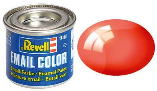 Tinta Sintética Revell Email Color Vermelho Transparente - Revell 32731  - BLIMPS COMÉRCIO ELETRÔNICO