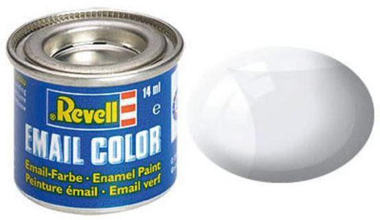 Tinta Sintética Revell Email Color Verniz Transparente Brilhante - Revell 32101  - BLIMPS COMÉRCIO ELETRÔNICO