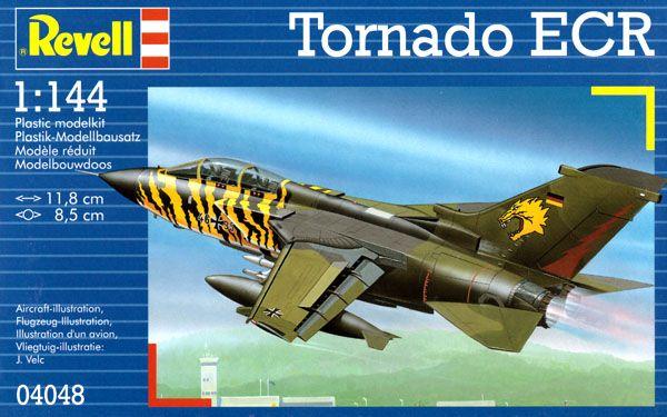 Tornado ECR - 1/144 - Revell 04048  - BLIMPS COMÉRCIO ELETRÔNICO