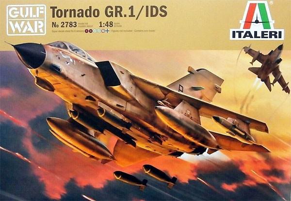 Tornado GR.1/IDS - Guerra do Golfo - 1/48 - Italeri 2783  - BLIMPS COMÉRCIO ELETRÔNICO