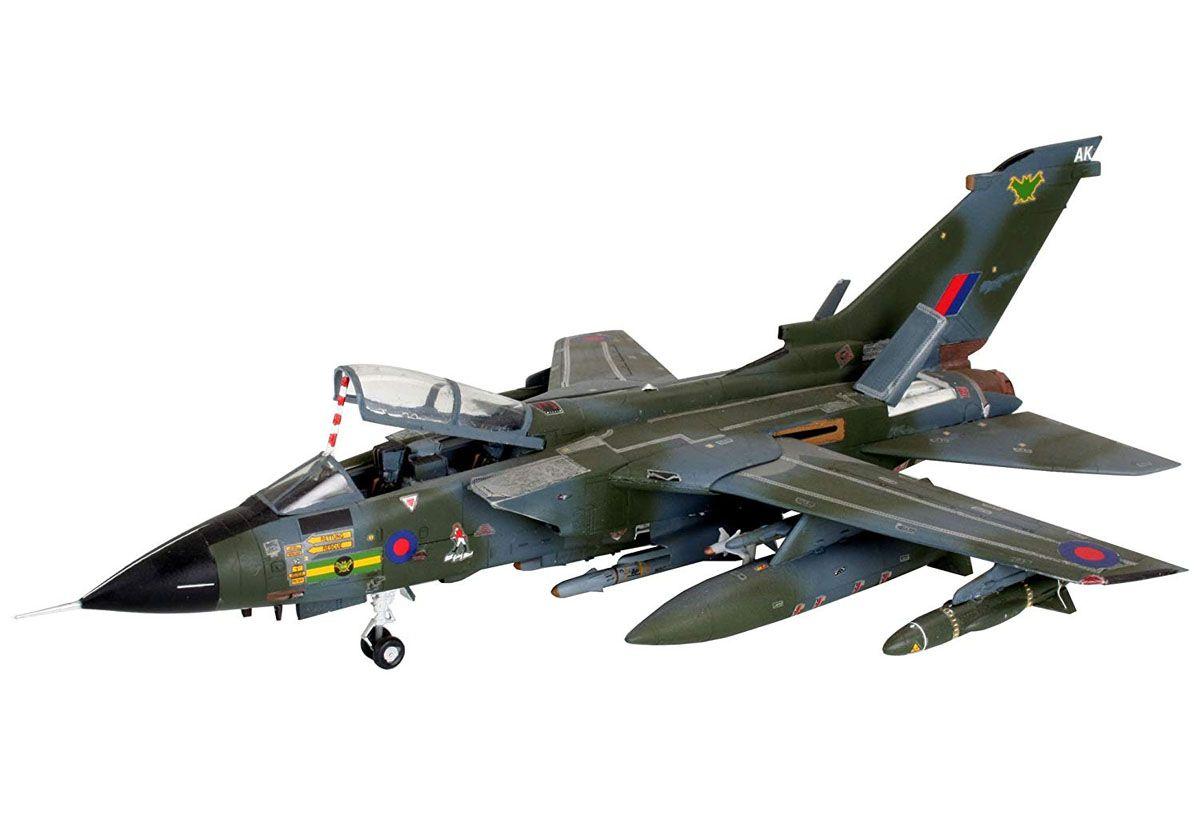 Tornado GR.1 RAF - 1/72 - Revell 04619  - BLIMPS COMÉRCIO ELETRÔNICO