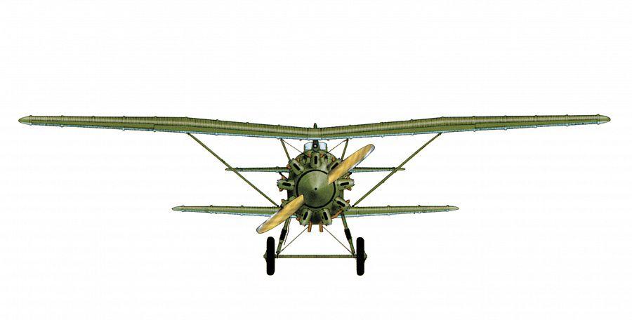 Tupolev I-4 (ANT-5) - 1/72 - Zvezda 7271  - BLIMPS COMÉRCIO ELETRÔNICO